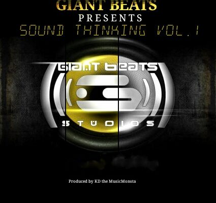Giant Beats Sound thinking volume.  1