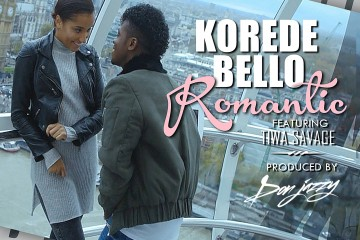 Korede Bello feat. Tiwa Savage - Romantic