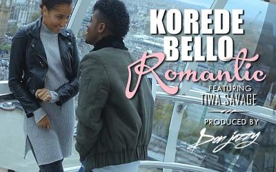 Korede Bello feat. Tiwa Savage - Romantic